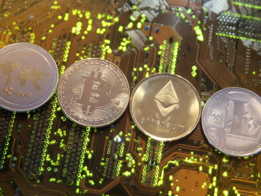 Cryptocurrency 'noobs' learning to enjoy wild ride of digital coin investing